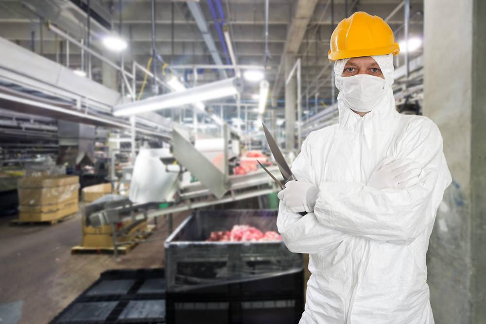 Higiene en fabrica